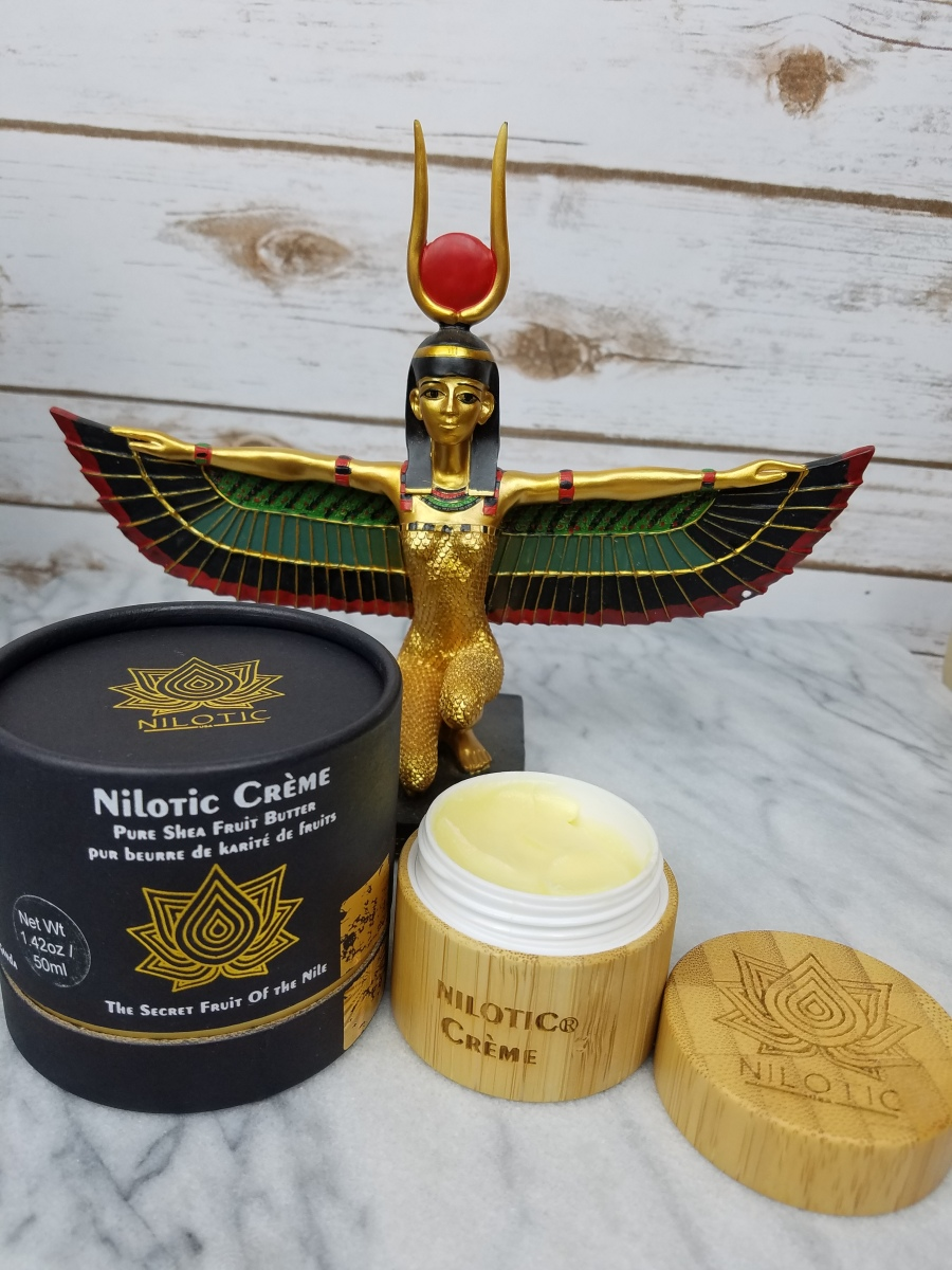 Nilotic ANTI AGE CRÈME Sunrise Lemon