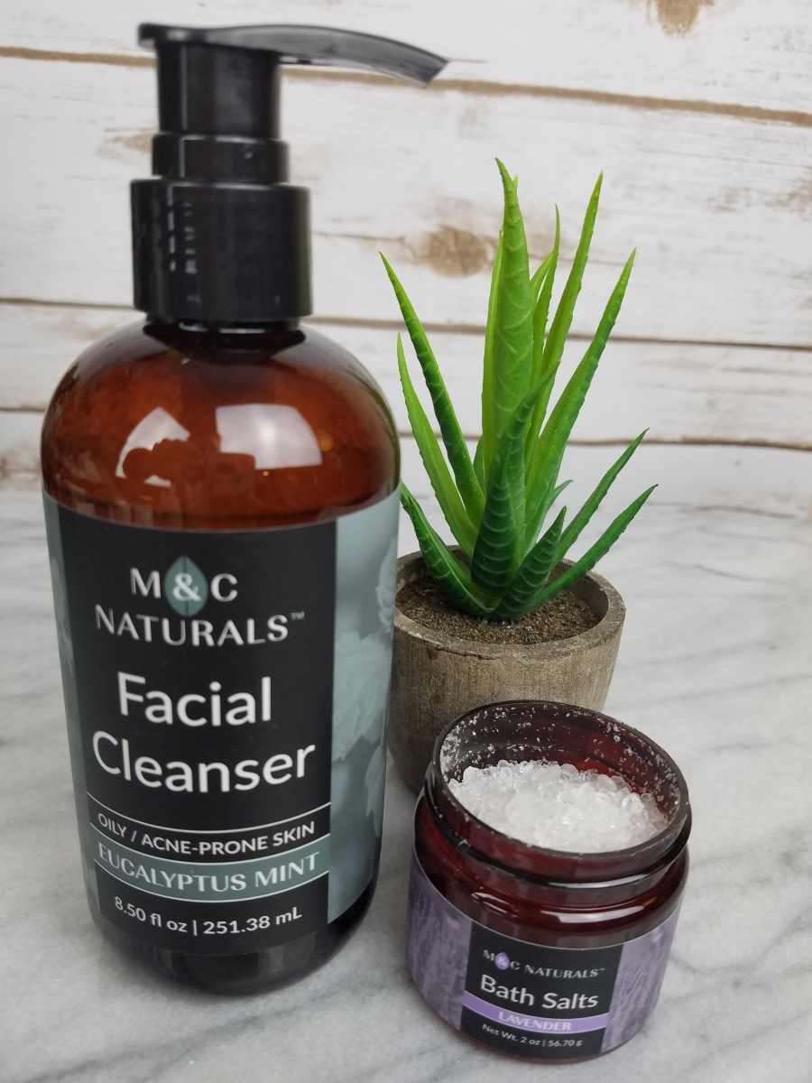 M & C Naturals - Natural & Affordable Skin Care!