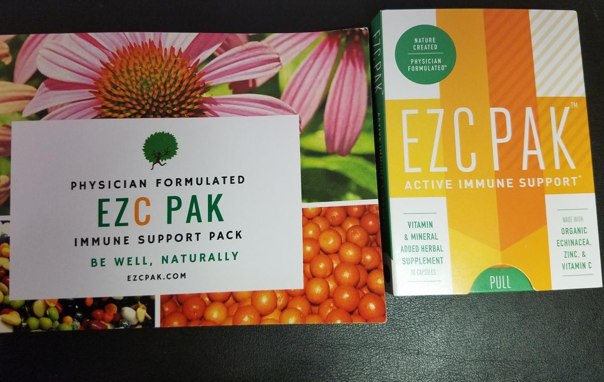 EZC Active Pak - Active Immune Support