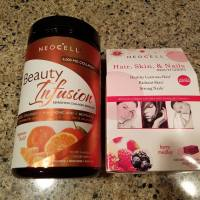 Get healthy hair, skin & nails from the inside out!