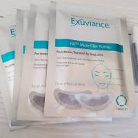 Sneak Peak! Exuviance HA100 Micro-Filler - Pro-Intesive Treatment for Deep Lines