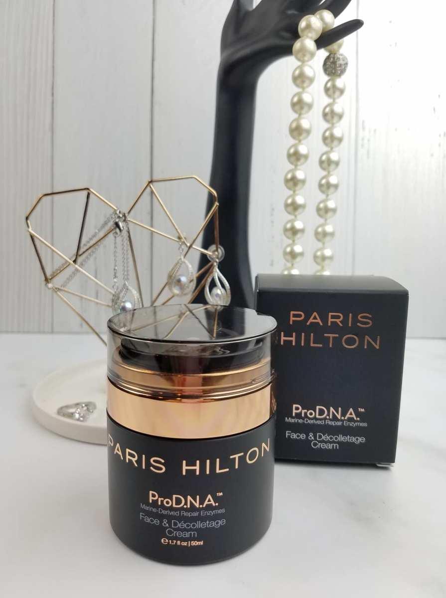 Paris hilton skincare ProD.N.A.™ Face & Décolletage Cream