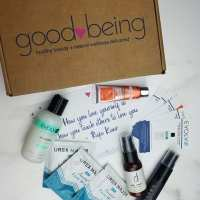 GoodBeing Clean Beauty and Wellness Box - February 2019 Unboxing